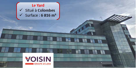 Voisin acquiert le Yard a colombes